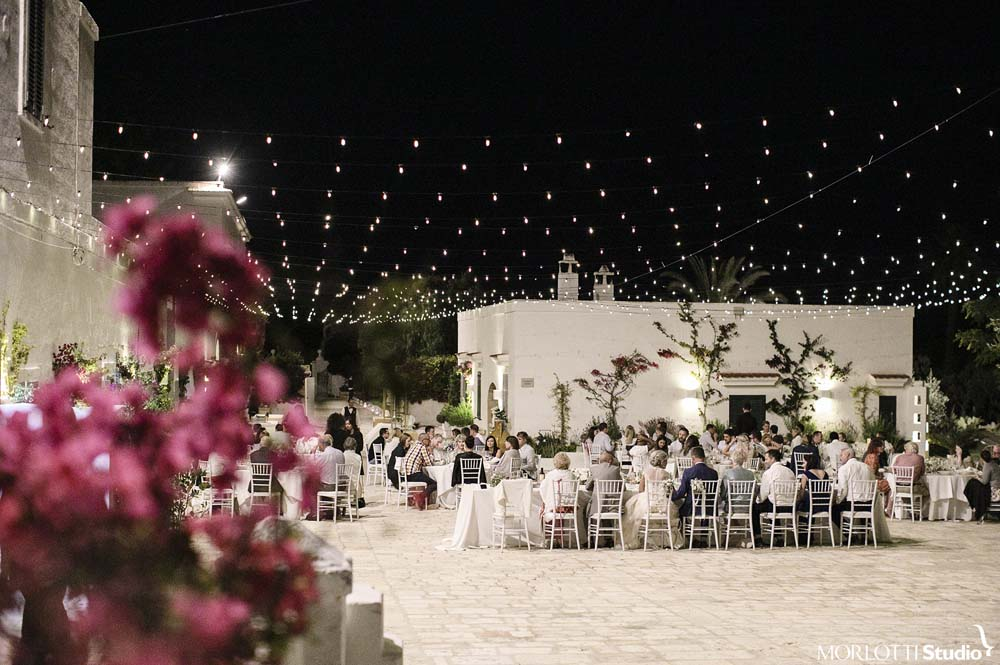 F&B Luxury Events - Masseria San Nicola